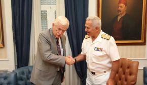 Δωρεά σκάφους στο ΠΝ από τον εφοπλιστή Παναγιώτη Λασκαρίδη