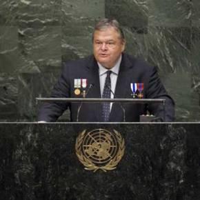 «Ο Βενιζέλος σφράγισε το ξεπούλημα της Μακεδονίας στουςΣκοπιανούς»