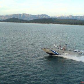 Δεύτερο περιστατικό καταδίωξης τουρκικού δουλεμπορικού σκάφος με χρήση πυρών από το ΛΣ στηνΨέριμο