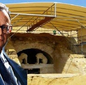 Σ.Καργάκος για Αμφίπολη: «To ταφικό μνημείο ανήκει στον ΜέγαΑλέξανδρο»