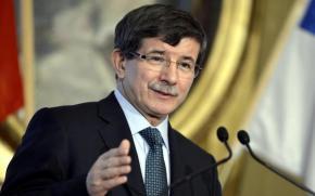 Νταβούτογλου: Στόχος μας η ένταξη στην ΕΕ και η λύση του Κουρδικού