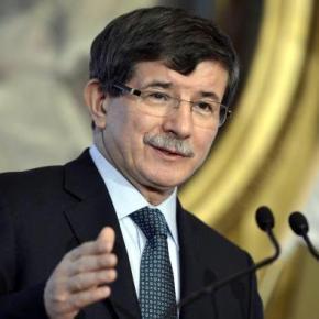 Νταβούτογλου: Στόχος μας η ένταξη στην ΕΕ και η λύση τουΚουρδικού