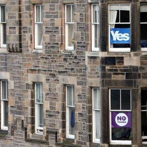 Σκωτία: Οι παθιασμένοι υποστηρικτές του «ναι» και οι σιωπηλοί του «όχι» Το 97% των ψηφοφόρων έχει εγγραφεί στους εκλογικούς καταλόγους!