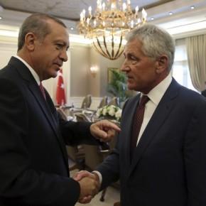 Τουρκικά όπλα στα χέρια των τζιχαντιστών! Ο ρόλος της Άγκυρας προβληματίζει τηνΔύση