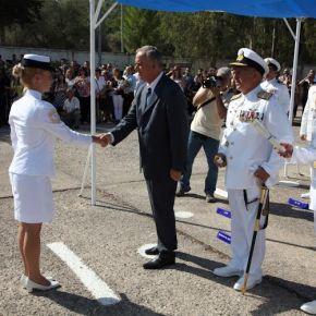 Πολεμικό Ναυτικό: Ορκίστηκαν οι νέοι τουκελευστές