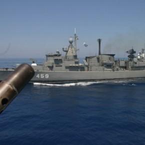 Πόλεμος στο Αιγαίο με την Ελλάδα να ξοδεύει εκατομμύρια και τους Ευρωπαίους νακοροϊδεύουν