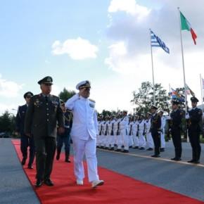 Οι δύο «χαμένοι» του NATO συναντήθηκαν στηνΑθήνα