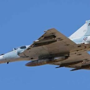 Τα Mirage της Πολεμικής Αεροπορίας υποφέρουν απόελλείψεις