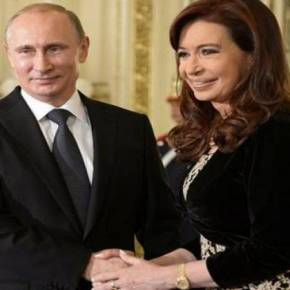 Νέο χτύπημα στο δολάριο από τον Β.Πούτιν – Ρωσία-Αργεντινή θα συναλάσσονται στα εθνικά τουςνομίσματα