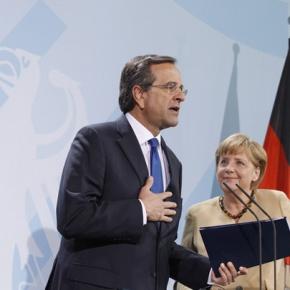 Επίσημη επίσκεψη του πρωθυπουργού Αντ. Σαμαρά στο Βερολίνο στις 23Σεπτεμβρίου
