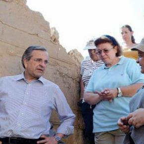 Σαμαράς από Βυζαντινό Μουσείο: Το εύρημα της Αμφίπολης έχει παγκόσμιασημασία