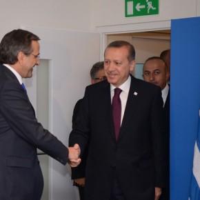 Θέμα για το αντιρατσιστικό έθεσε ο Ερντογάν που επιμένει στα δύο κράτη στηνΚύπρο