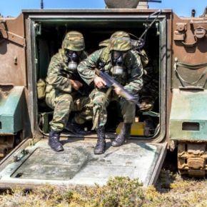Λήμνος-Στρατός: Η εκπαίδευση δεν σταματάποτέ…