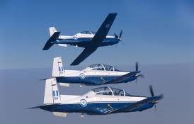 ONEX: Σύμβαση για την υποστήριξη των T-6A τηςΠΑ