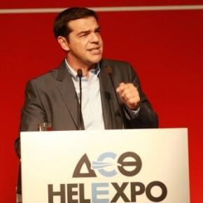 Ο Τσίπρας με «σακάκι» Κωνσταντίνου Καραμανλή για το NATO! Τι είπε για το σενάριο εξόδουμας