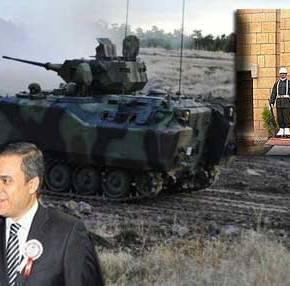Έτοιμη για εισβολή στη Συρία η Τουρκία – Μπουλέντ Αρίντς: «Η ISIS πλησιάζει στον τάφο του ΣουλειμάνΣαχ»
