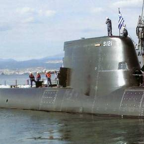 """Στις 6 Οκτωβρίου πέφτει στη θάλασσα το S121 ΠΙΠΙΝΟΣ. Πυρετώδεις προετοιμασίες του ΠΝ ενόψει""""ΠΑΡΜΕΝΙΩΝΑ"""""""