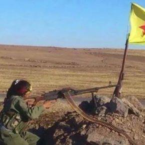Άρχισαν οι εκκαθαριστικές επιχειρήσεις των Κούρδων στο Κομπάνι! – Διοικητής του YPG στο Κομπάνι : Αρχίσαμε να κινούμαστε προς τηννίκη