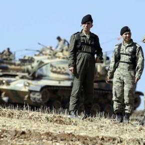Ο φόβος της ήττας κρατά τους Τούρκους στα Σύνορα με τηΣυρία!