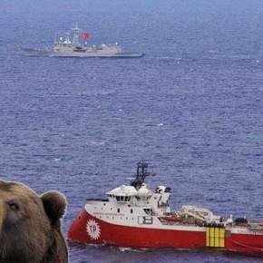 Χάστουκι της Μόσχας στην Αγκυρα για τις τουρκικές προκλήσεις στην κυπριακήΑΟΖ