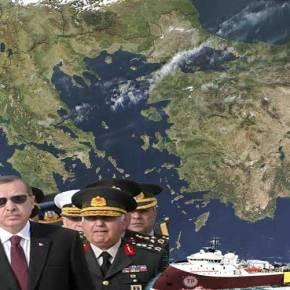 Αυτό είναι το σχέδιο της Τουρκίας σε Αιγαίο και Κύπρο! – Το σεισμογραφικό Barbarosπροκαλεί