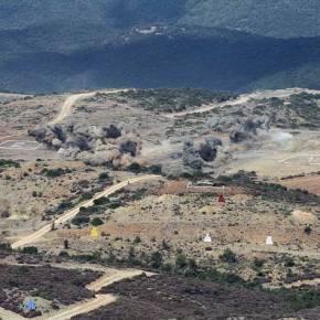 Κόλαση Πυρός στον Έβρο (video): Η Αντεπίθεση και το τσάκισμα των Τούρκων στοΠοτάμι!