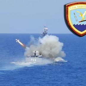 Η Τορπιλάκος «ΤΠΚ ΚΑΒΑΛΟΥΔΗΣ» του ΠΝ στις Κυπριακέςακτές!