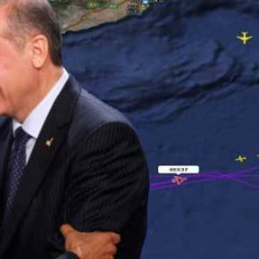 Kλιμάjκωση: 3 τουρκικά ΑΦΝΣ σε κυνήγι υποβρυχίου χθες το βράδυ γύρω από το Barbaros – Ελληνικό υποβρύχιο στηνΑ.Μεσόγειο