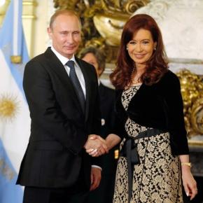 Στρατιωτικές βάσεις στην Αργεντινή δημιουργεί ηΡωσία