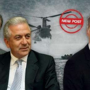 Θα πάρει «φωτιά» το Αιγαίο υπό το βλέμμα του ΝΑΤΟ (Βίντεο καιφωτό)