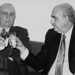 Πώς απέτρεψαν, ο Κ.Τσάτσος και ο Ε.Παπανούτσος, την καθιέρωση του λατινικού αλφάβητου και της φωνητικής γραφής από τονΚ.Καραμανλή