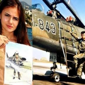 Ενάμιση εκατομμύριο ευρώ μας ζητάνε οι Τούρκοι για το F 16 τους που έπεσε το1996!