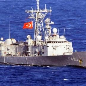 Θρασύτατη ανακοίνωση του τουρκικού Επιτελείου: «Διεξάγουμε την επιχείρηση «Ασπίδα της Μεσογείου» εντός της κυπριακήςΑΟΖ»!