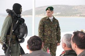 Αξιολόγηση νέων υλικών για τις Ειδικές Δυνάμεις του Ελληνικού Στρατού.ΒΙΝΤΕΟ