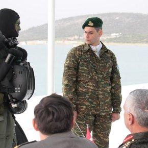 Αξιολόγηση νέων υλικών για τις Ειδικές Δυνάμεις του ΕλληνικούΣτρατού.ΒΙΝΤΕΟ