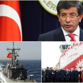 Η Τουρκία «θα συνεχίσει τις έρευνες» στην κυπριακήΑΟΖ