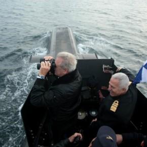 «Κάπτεν Αβραμόπουλος» στον ΠΙΠΙΝΟ – Φωτογραφίες από τον πρώτο πλου του υποβρυχίου-ANANEΩΣΗ
