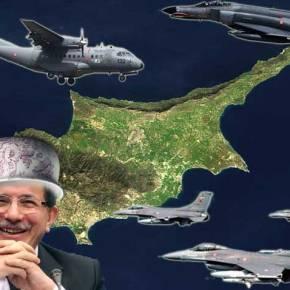 Δεκάδες Τουρκικά Μαχητικά έτοιμα να πραγματοποιήσουν εικονικούς βομβαρδισμούς πάνω από τηνΚύπρο!