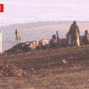 ΕΚΤΑΚΤΟ: Οι Τούρκοι βομβάρδισαν την Κομπάνι(φωτογραφίες)