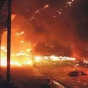 Οι Κούρδοι βάζουν «φωτιά» στην Τουρκία και απειλούν με πόλεμο μέσα στην Κωνσταντινούπολη ΑΝΤΙΠΟΙΝΑ ΤΟΥ ΡΚΚ ΓΙΑ ΤΗΝ ΠΡΟΕΛΑΣΗ ΤΩΝ ΤΖΙΧΑΝΤΙΣΤΩΝ ΣΤΗΝ ΚΟΜΠΑΝΙ ΜΕ ΤΗ ΣΤΗΡΙΞΗ ΤΗΣΑΓΚΥΡΑΣ