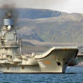 Στα ελληνικά ναυπηγεία τα ρωσικά πολεμικάπλοία