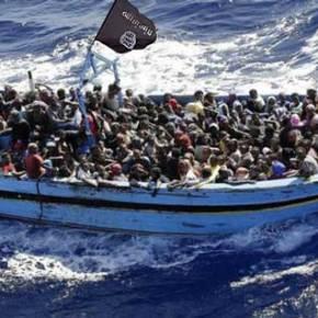 """Μυστικές υπηρεσίες ΗΠΑ: """"Δούρειος Ίππος η μετανάστευση για τους ισλαμιστές τηςISIS"""""""