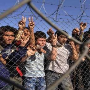 Eξέγερση λάθρο στο κέντρο κράτησης του Ελληνικού – Δεν ελέγχεται η κατάσταση στο εσωτερικότου