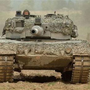 106 πυροβόλα M109A2/Α5Ο και 25 άρματα μάχης Leopard 2Α4 αποσύρει ο αυστριακόςΣτρατός
