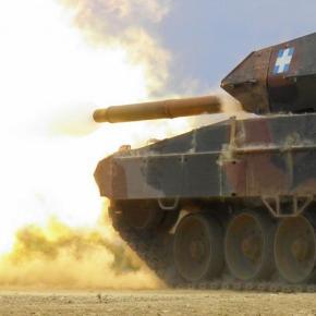 Συμπαραγωγή με τα ΕΑΣ τα βλήματα των Leopard δίνουν οιΓερμανοί
