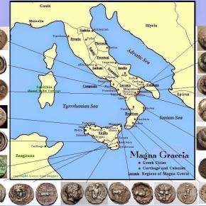 Η Μεγάλη Ελλάδα (MagnaGraecia)
