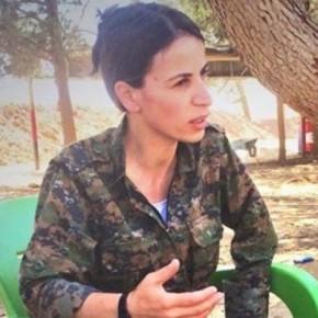 Κούρδισσα Στρατηγός: Θα εξαφανίσουμε το Ισλαμικό Κράτος από το πρόσωπο τηςγης
