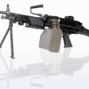 ΑΠΟΚΛΕΙΣΤΙΚΟ: Επιπλέον πολυβόλα MINIMI για τον ΕλληνικόΣτρατό