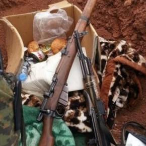 Με αυτά τα παλιοτουφέκια και λίγο ψωμί πολεμάνε οιΚούρδοι