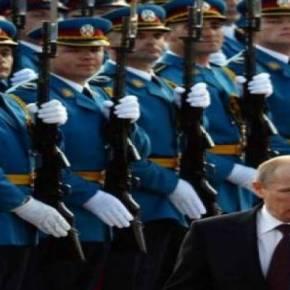 Οι Σέρβοι αποθέωσαν τονΠούτιν